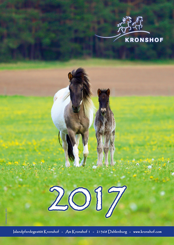 Eure Fotos für den Kronshof-Kalender 2018!