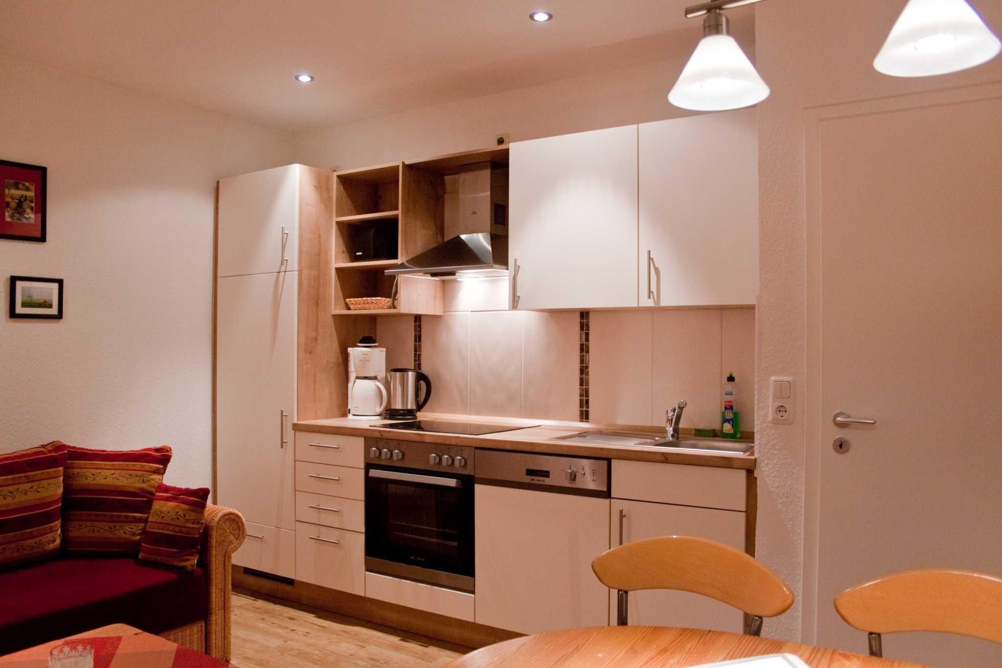 Küche & Wohnbereich