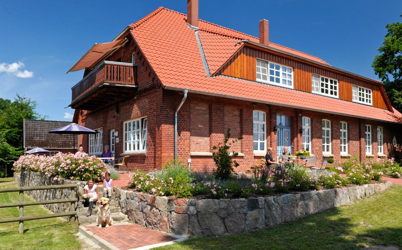 Wohngebäude Sletta, Skelmir