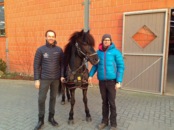 Gestern der Sieg, heute bei uns – Viktor frá Diisa