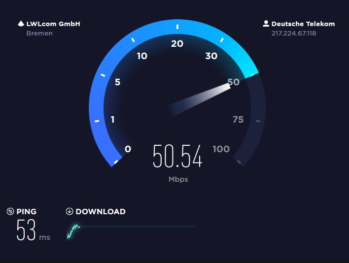 Schnelles Internet dank Glasfaser