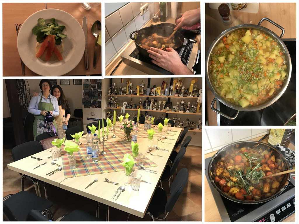 Kochen wie ein Profi – Ausschreibung für den Kochkurs auf dem Kronshof