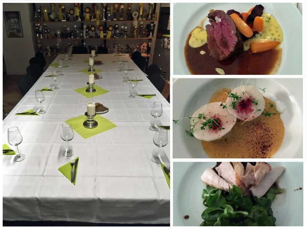 Kulinarisches Neujahrskonzert auf dem Kronshof mit Sonja und Peter Frühsammer
