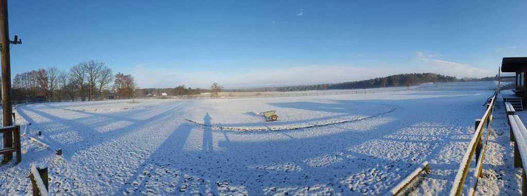 Winter-Wetter fürs Wintertraining