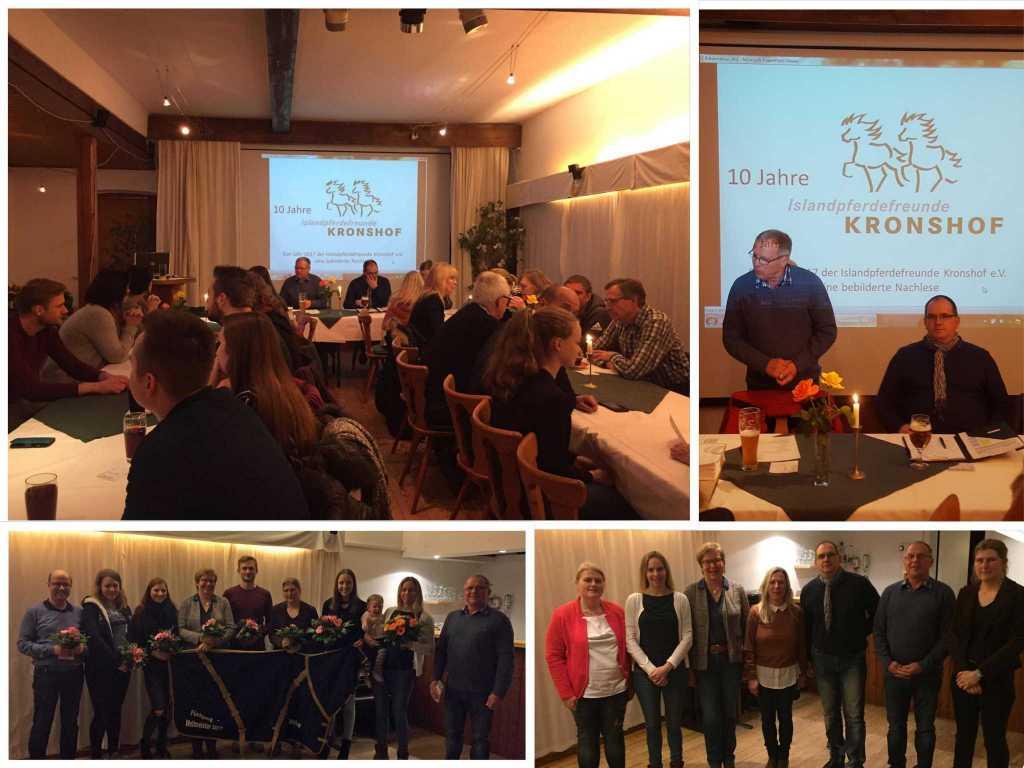 Harmonische Jahreshauptversammlung unseres IPF Kronshof e.V.