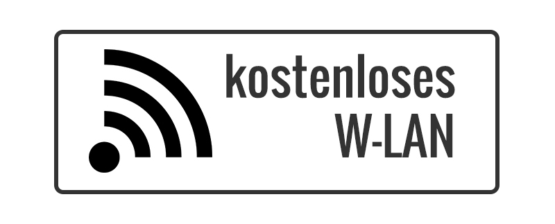 Kostenloses WLAN auf dem Kronshof