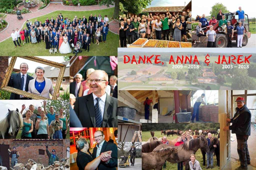 Vielen Dank, liebe Anna und lieber Jarek!