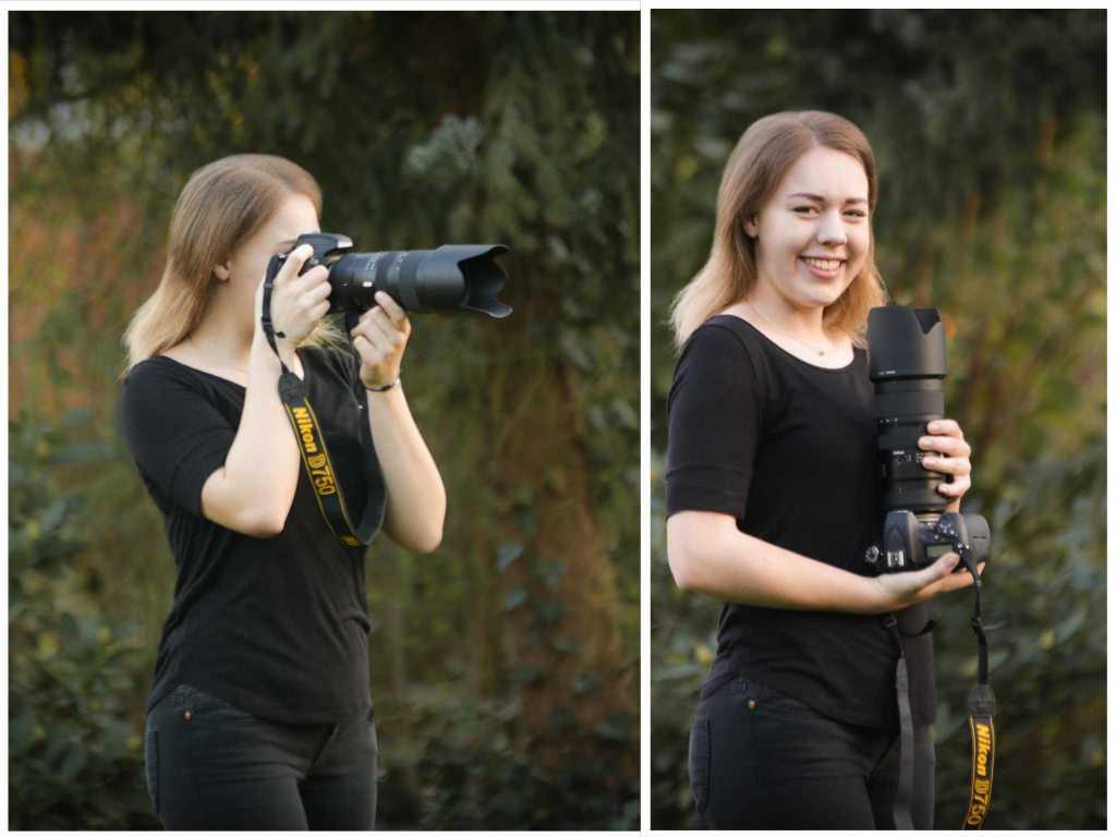 Fotografin Jungpferdeprüfung: Finja Niehuus