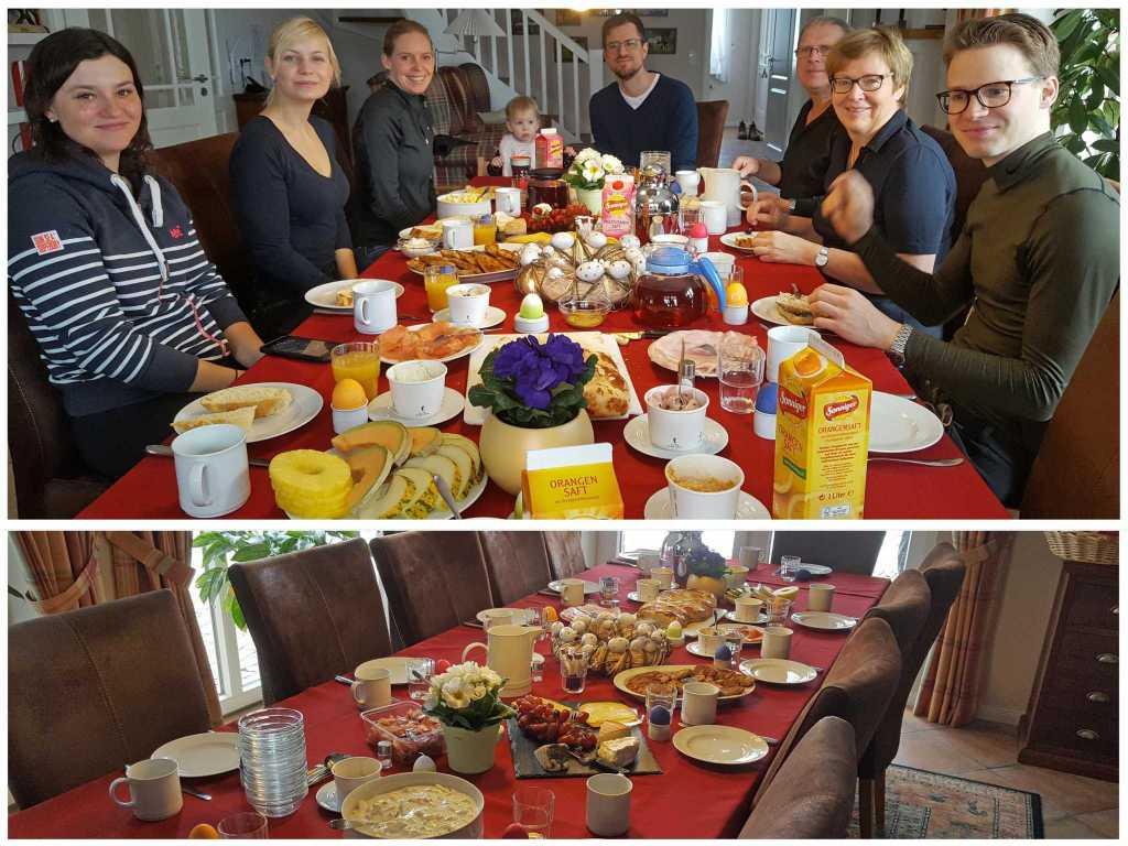 Frohe Ostern wünscht das Kronshof-Team!