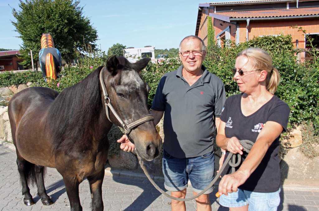 Lothar, Trixi & Gammur
