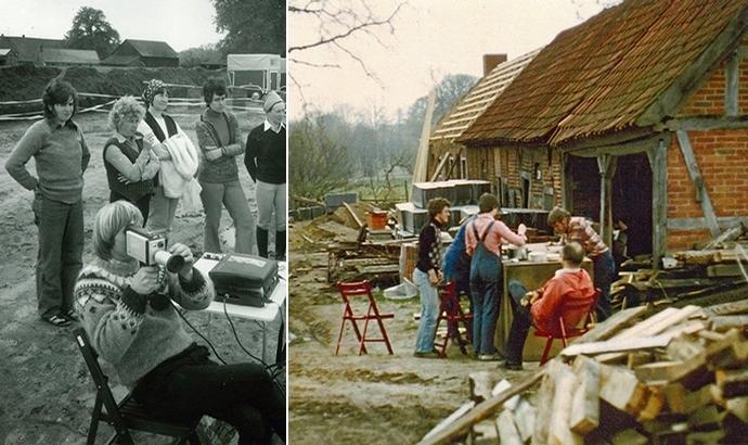 4 Jahrzehnte Kronshof – heute auf den Tag genau!