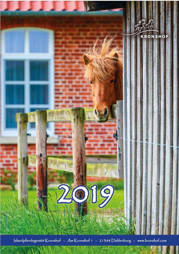 Kronshof-Kalender 2019