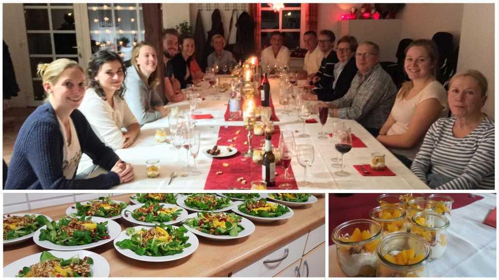 Kronshof-Weihnachtsfeier 2018