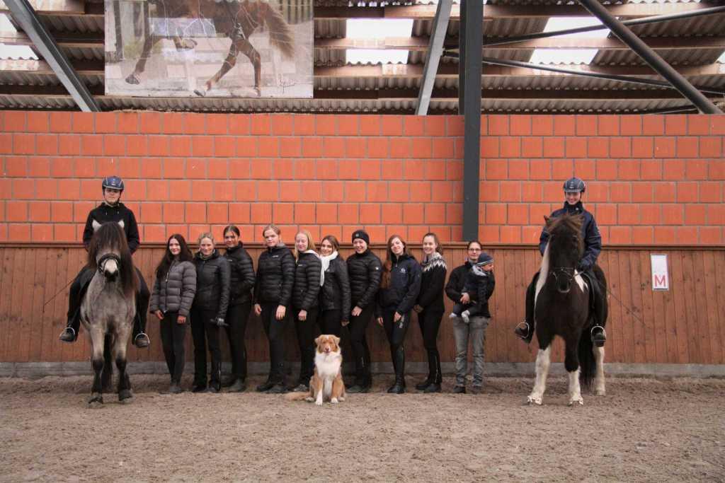IPZV Nord Jugend trainiert!