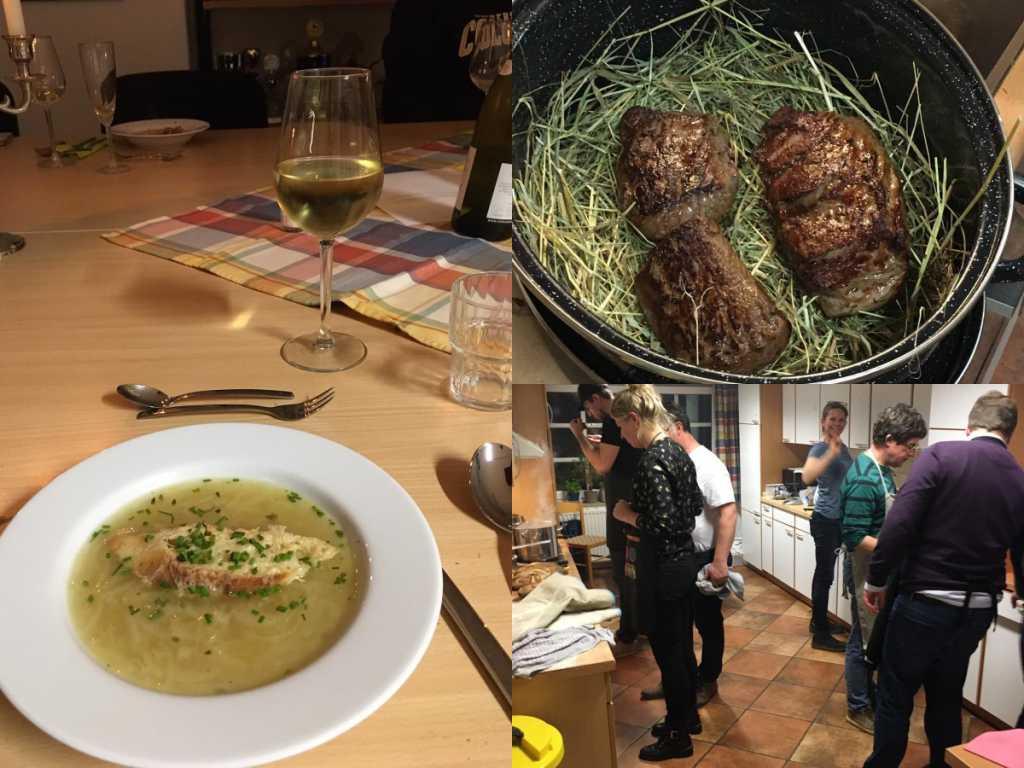 Kulinarisches Neujahrskonzert mit Sonja & Peter Frühsammer!