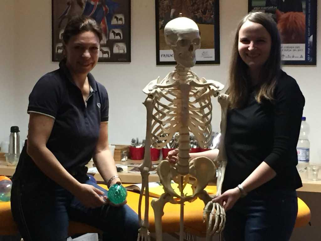 Vereinsstammtisch Physiotherapie und Osteopathie für Reiter