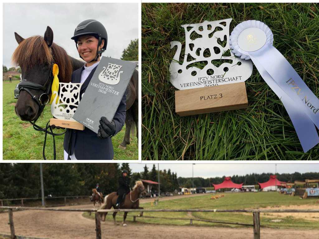 Kronshof Pferde & Reiter erfolgreich auf Norderheide