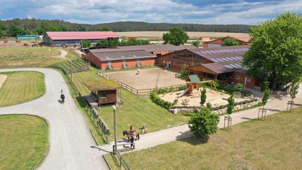 Sommerurlaub auf dem Kronshof!