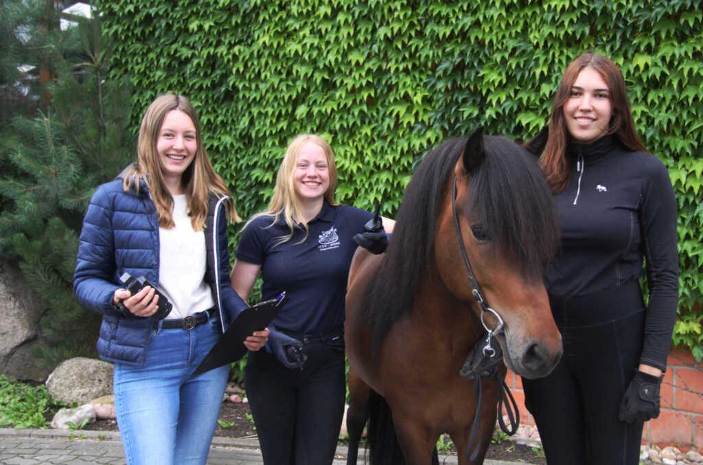 Willkommen im Team Lia, Lilly und Nina!
